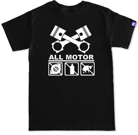 Men's ALL MOTOR T Shirt