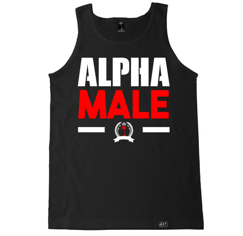 Men's ALPHA MALE Tank Top