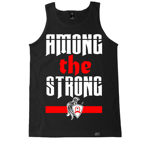 Men's AMONG THE STRONG Tank Top