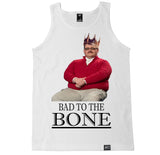 Men's BAD TO THE BONE Tank Top