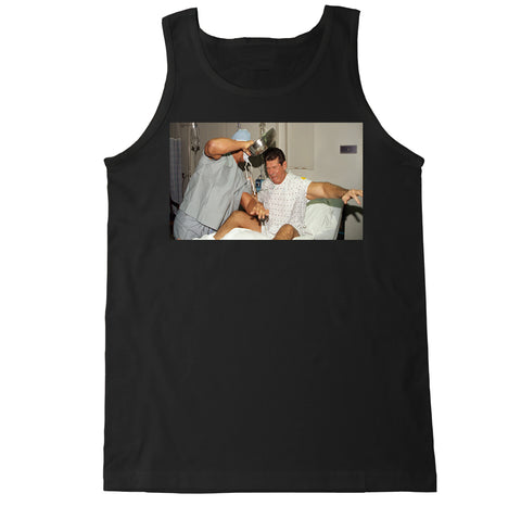 Men's BEDPAN MCMAHON Tank Top
