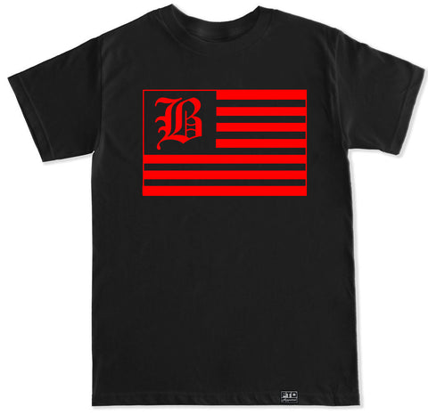 Men's B FLAG T Shirt
