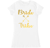 Women's Bride Tribe Bachelorette T Shirt