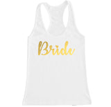Women's Bride V2 Racerback Tank Top