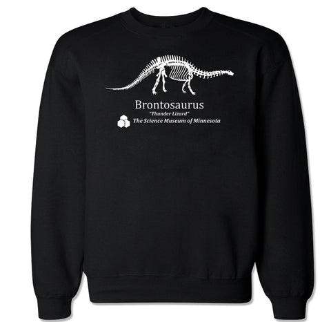 Men's BRONTOSAURUS Crewneck Sweater