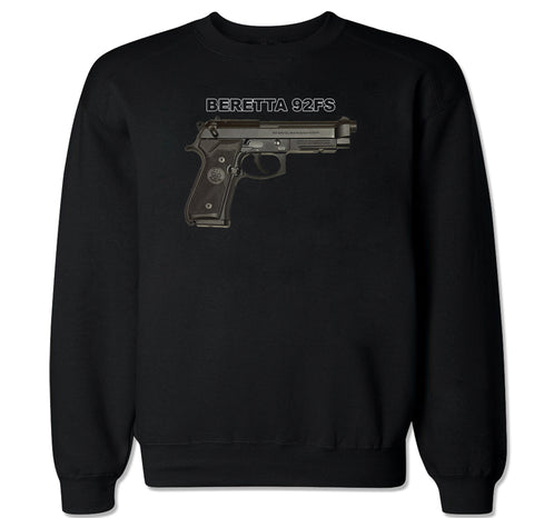 Men's Beretta 92FS Crewneck Sweater