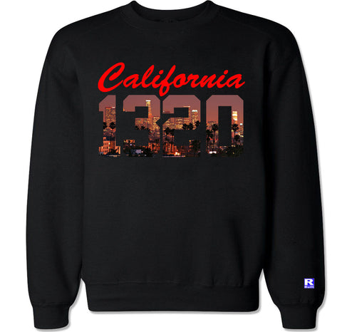 Men's CALIFORNIA 1320 Crewneck Sweater