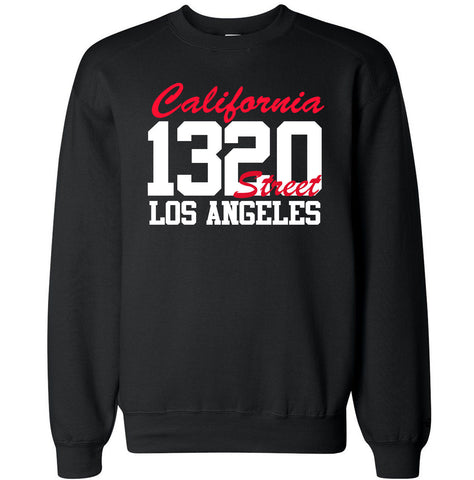 Men's CALIFORNIA 1320 LOS ANGELES Crewneck Sweater