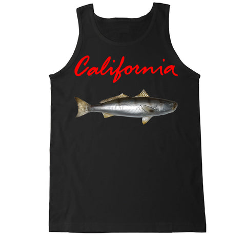 Men's CALIFORNIA SEA BASS Tank Top