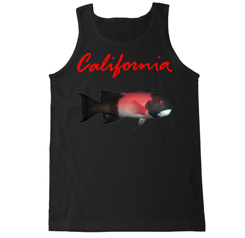 Men's CALIFORNIA SHEEPHEAD Tank Top