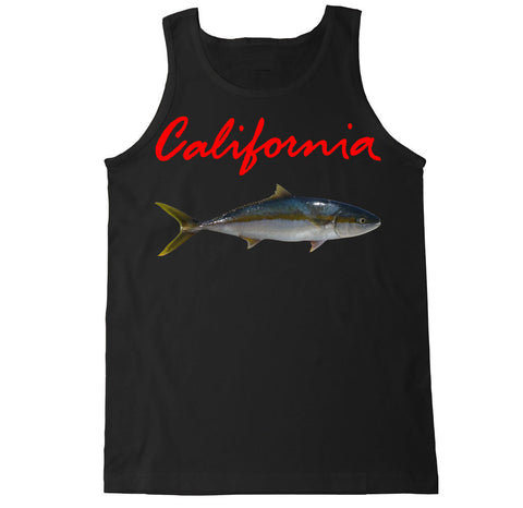 Men's CALIFORNIA YELLOWTAIL Tank Top