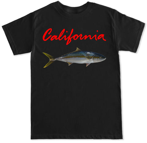 Men's CALIFORNIA YELLOWTAIL T Shirt