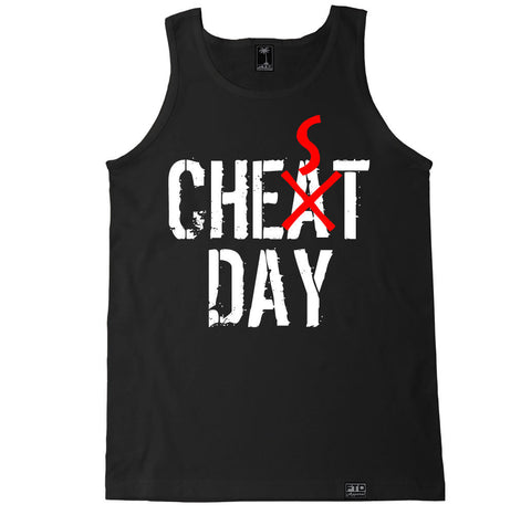 Men's CHEAT CHEST DAY Tank Top