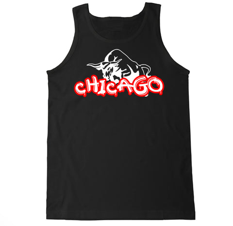 Men's Chicago Tank Top