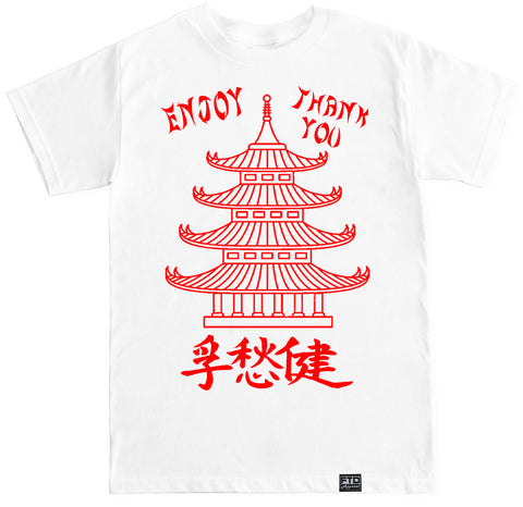 Men's CHINESE TAKE OUT T Shirt