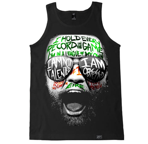 Men's CONOR GRAFFITI Tank Top