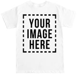 Custom Personalized Your Own Image Men's T Shirt