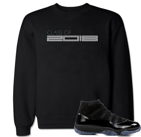 Men's Class of 2018 Crewneck Sweater