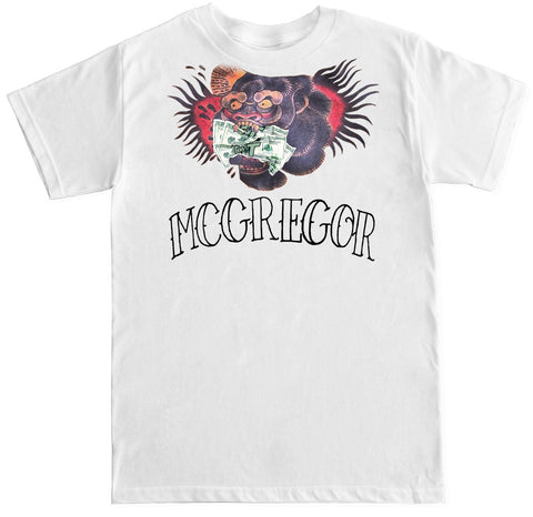 Men's Conor Tattoo Money T Shirt