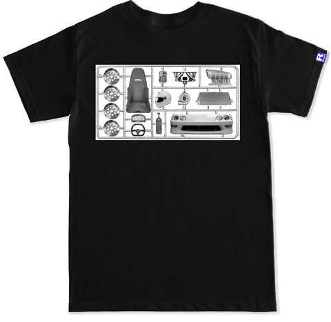 Men's DIY DC KIT T Shirt