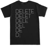 Men's DELETE T Shirt