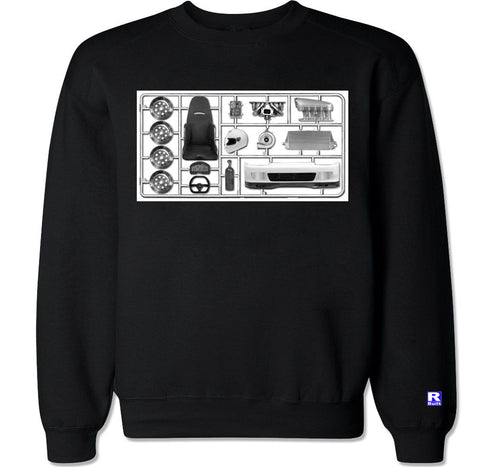 Men's DIY EG KIT Crewneck Sweater