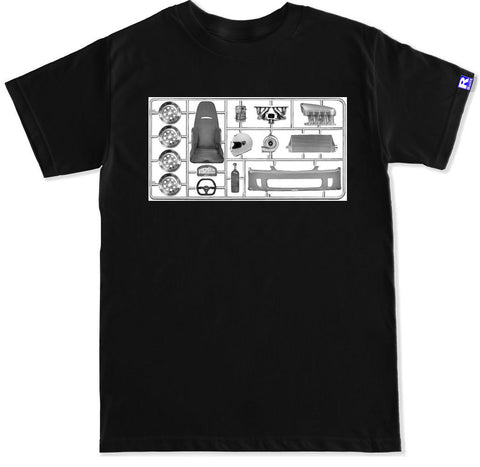 Men's DIY EK KIT T Shirt