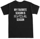 Men's Festival Season T Shirt