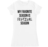 Women's Festival Season T Shirt
