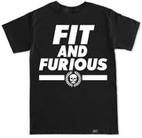 Men's FIT AND FURIOUS T Shirt