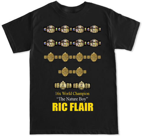 Men's FLAIR TITLES T Shirt