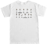 Men's Football Hand Signals T Shirt