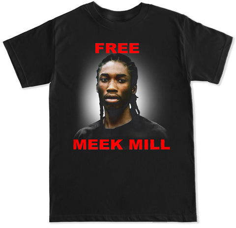 Men's FREE MEEK MILL T Shirt