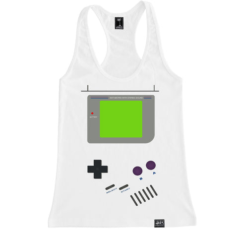 Women's GAMEBOY Racerback Tank Top