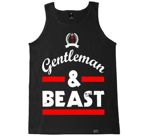 Men's GENTLEMAN & BEAST Tank Top