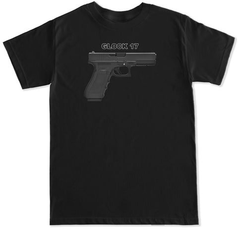 Men's Glock 17 T Shirt