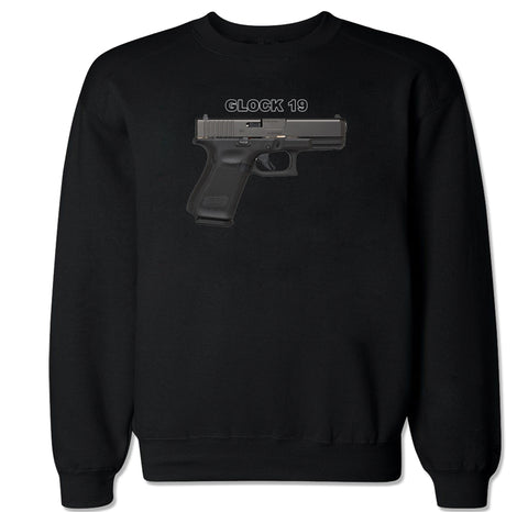 Men's Glock 19 Crewneck Sweater