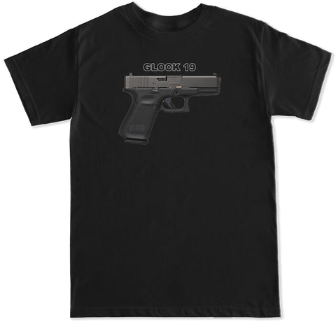 Men's Glock 19 T Shirt