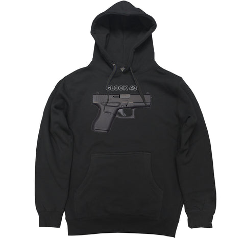 Men's Glock 43 Pullover Hooded Sweater