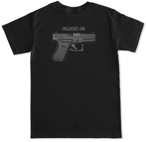 Men's Glock 43 T Shirt