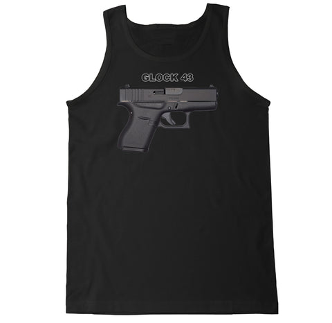 Men's Glock 43 Tank Top