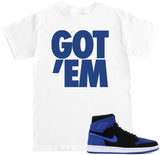 Men's Got Em Flyknit Blue T Shirt