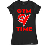 Women's POKEMON GYM TIME T Shirt