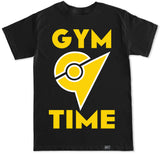 Men's POKEMON GYM TIME T Shirt