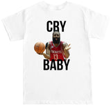 Men's Cry Baby Harden T Shirt