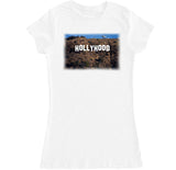 Women's HOLLYHOOD T Shirt