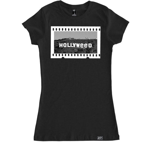 Women's HOLLYWEED T Shirt