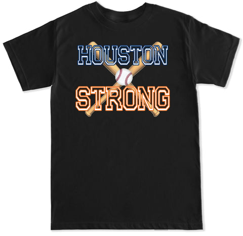 Men's Houston Strong T Shirt