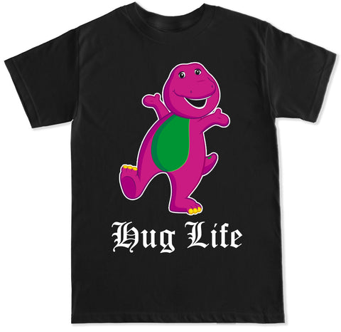 Men's HUG LIFE BARNEY T Shirt