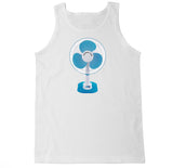 Men's Human Fan Tank Top